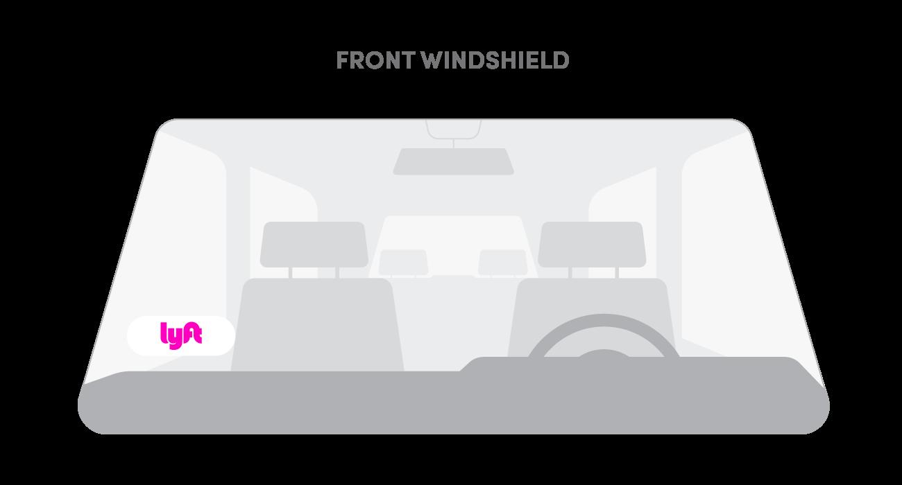 windshield setup