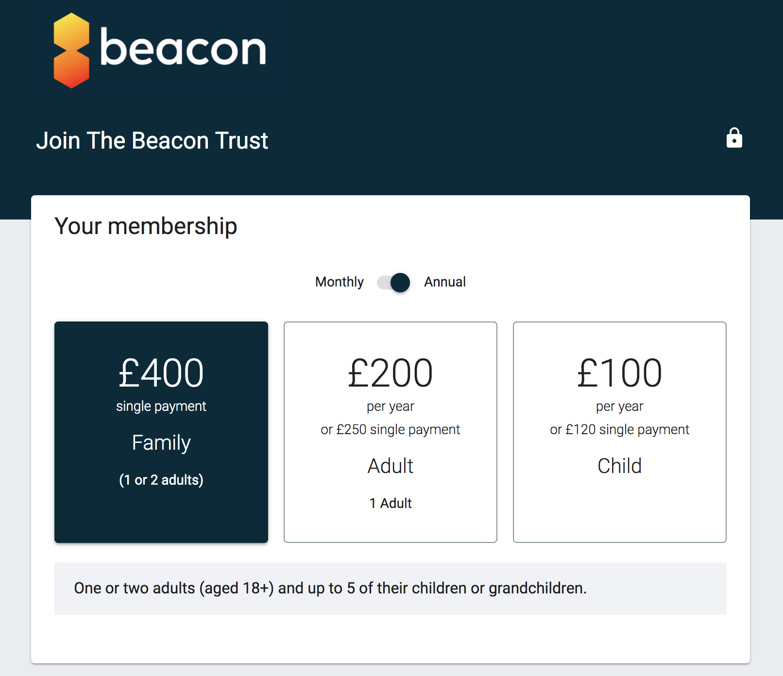 Join Beacon