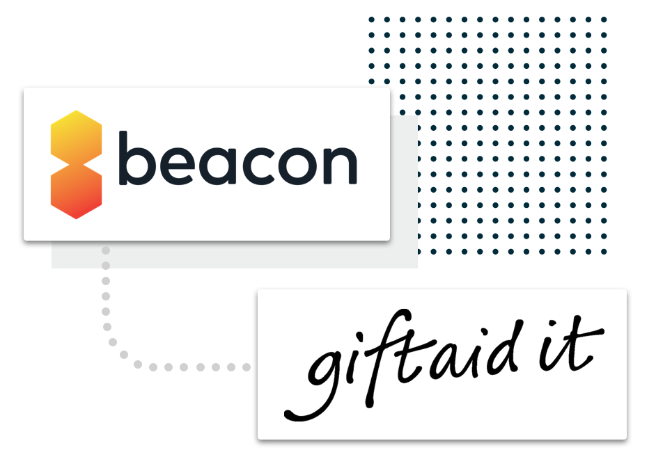 Beacon Gift Aid integration