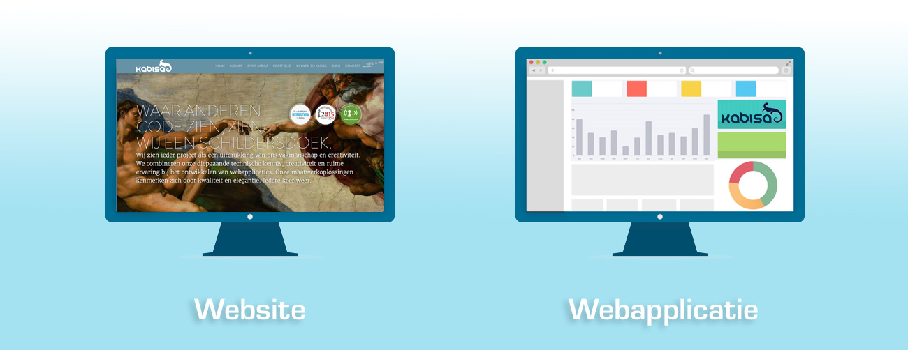 web-application-vs-website