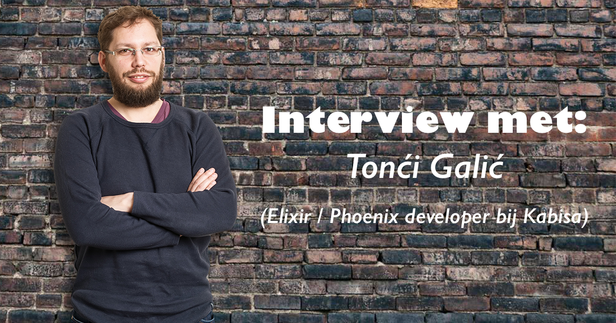 interview met tonci social media