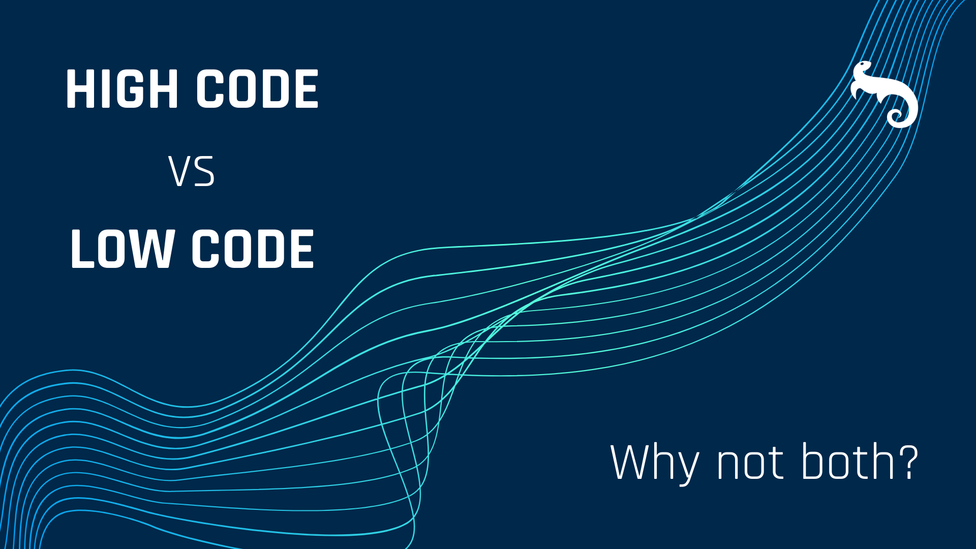 Low code vs High Code: Why not both?