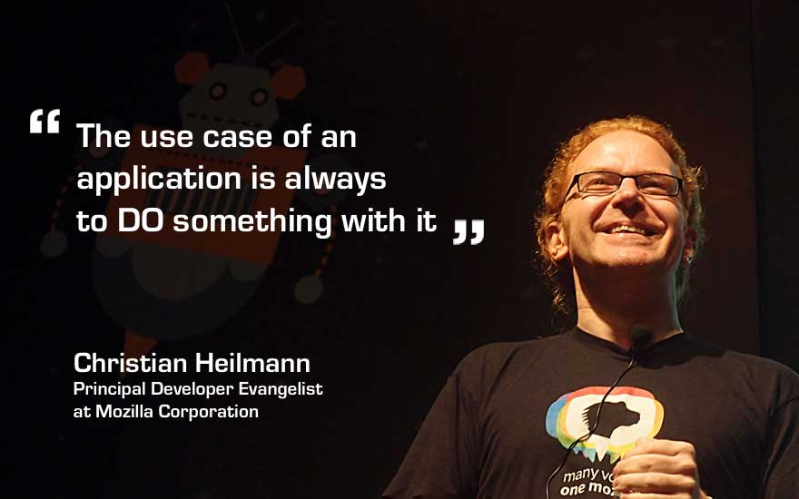 quote christian heilmann