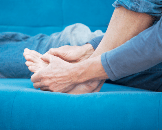 Is that pain in my toe, Gout?