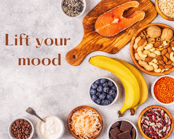 7 Food items that can boost your Spirits - Mood Food