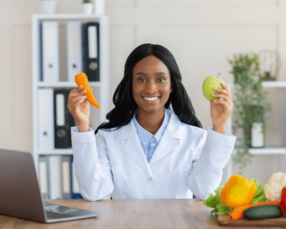 Consult with Best Dietitian