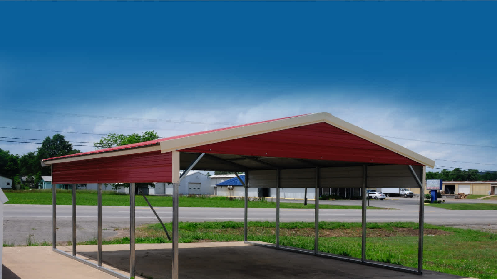 Metal Carports Steel Carport Kits For Sale At Reasonable Prices