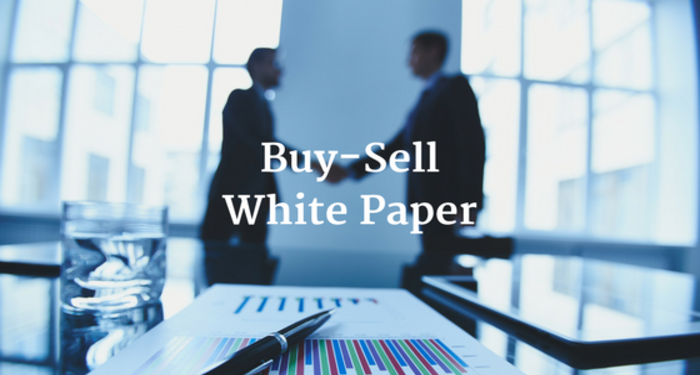 Buy sell white paper