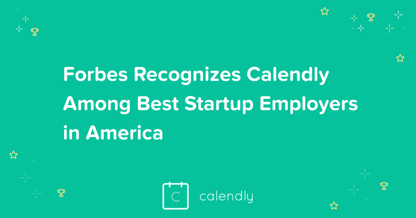 Forbes-Recognizes-Calendly Hero