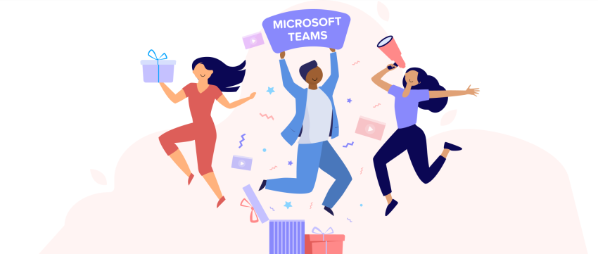 Microsoft Teams Announcement HERO