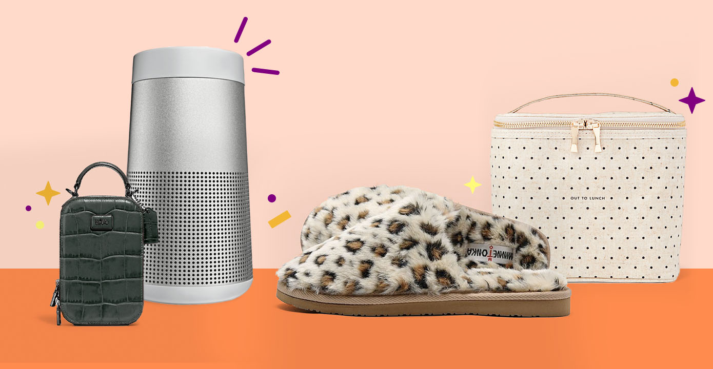 What to shop in August 2021: furry slides, lunch boxes, and more
