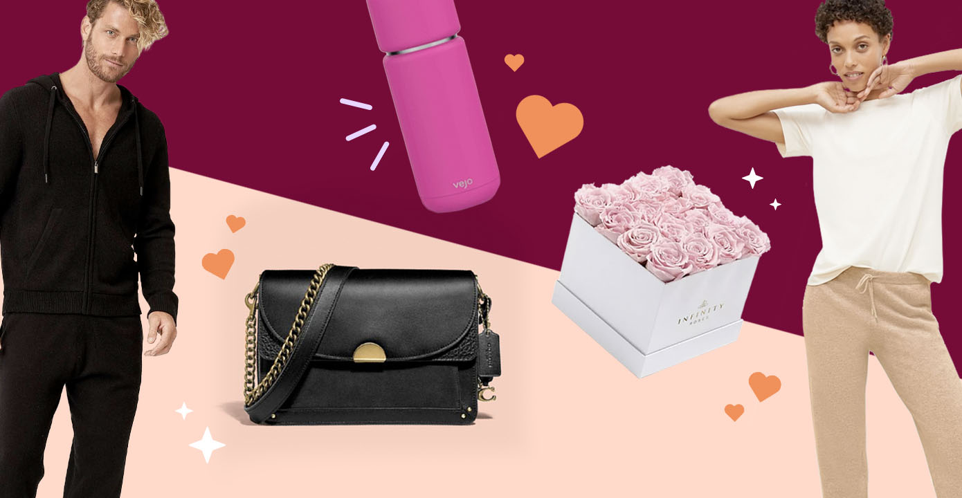 The Ultimate Gifts for a Stay-at-Home Valentine's Day