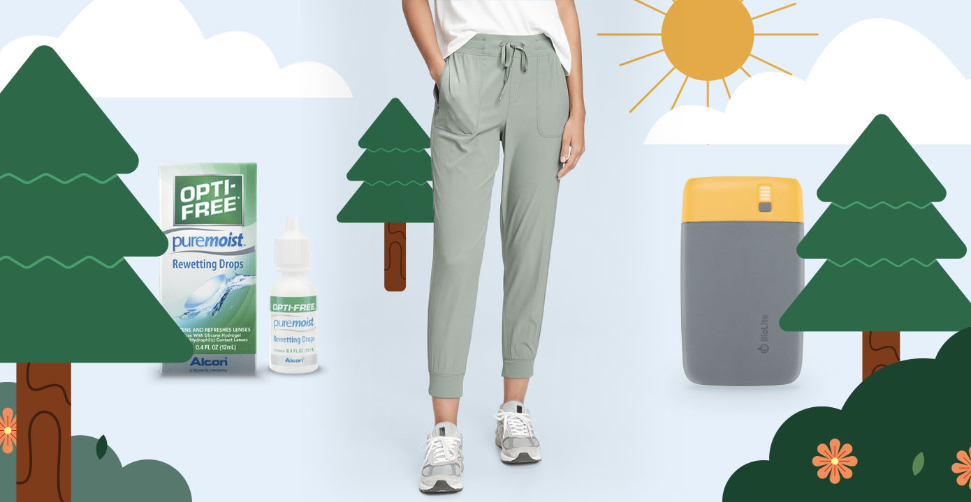 Exactly what you need for a perfect hiking day
