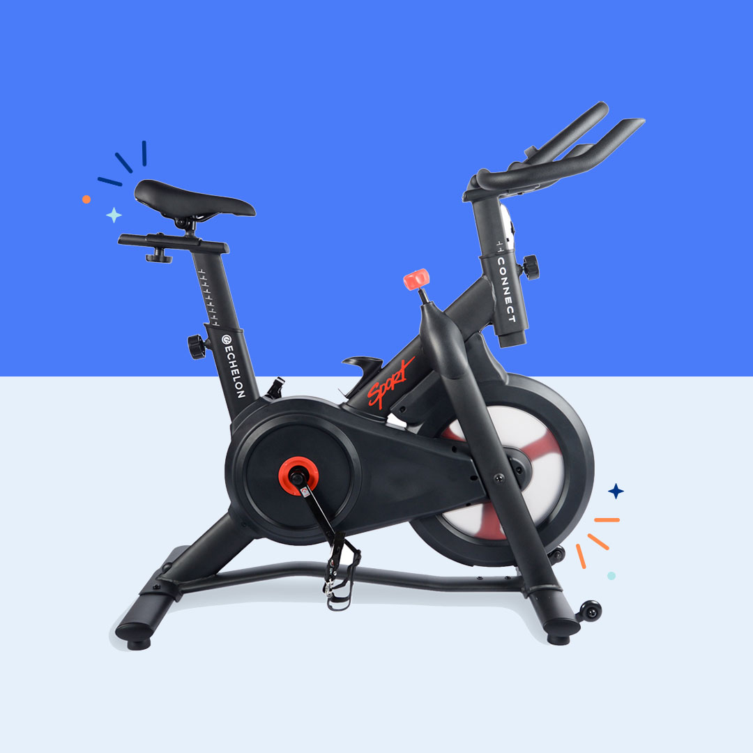 Echelon Connect Sport Indoor Cycling Exercise