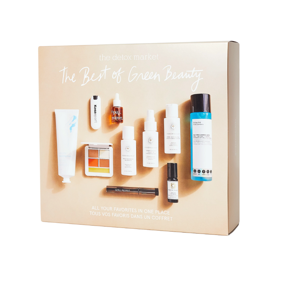 Detox Market Beauty Set