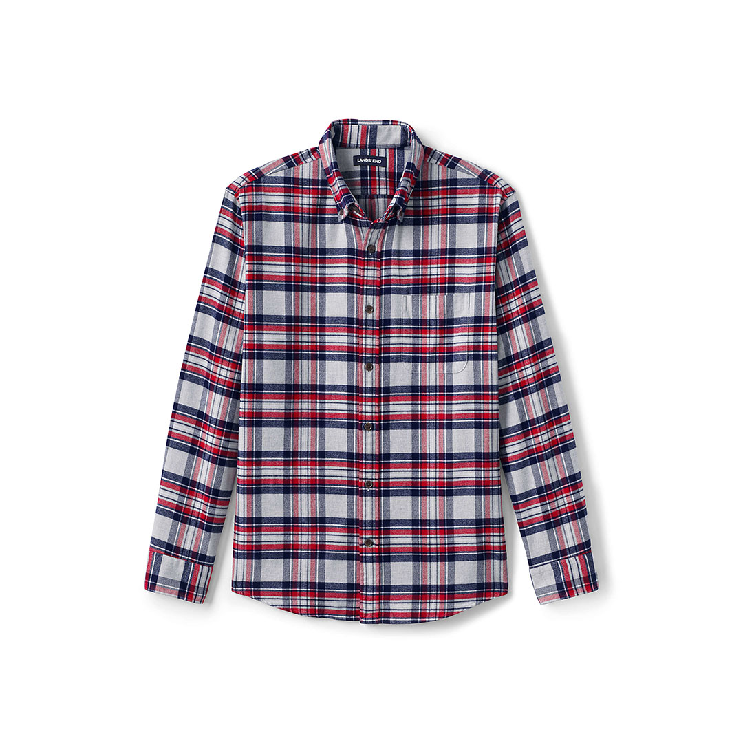 Holiday Christmas Gift Guide Ideas Mens Flannel