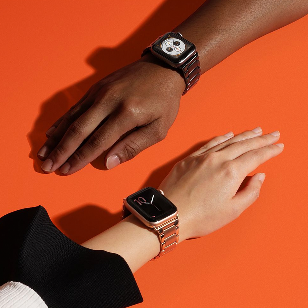These Apple Watch Bands Will Make You Look That Much Cooler