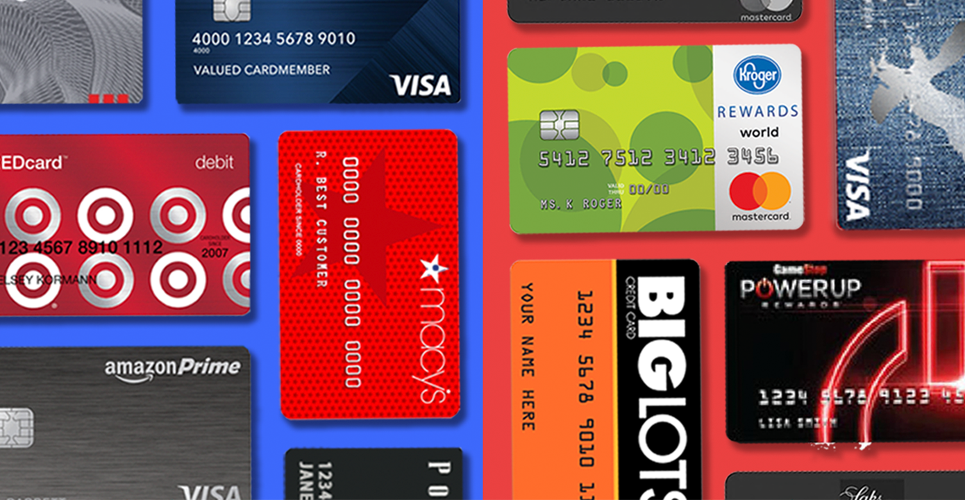 5 Best Store Credit Cards & the Ones You Should Avoid