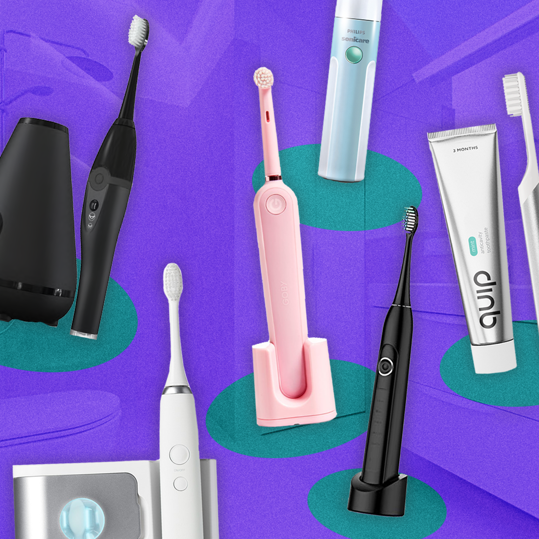 We Reviewed the Best Electric Toothbrushes on the Internet