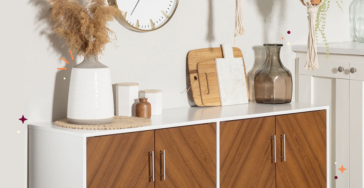 Easy ways to spruce up your home under $250