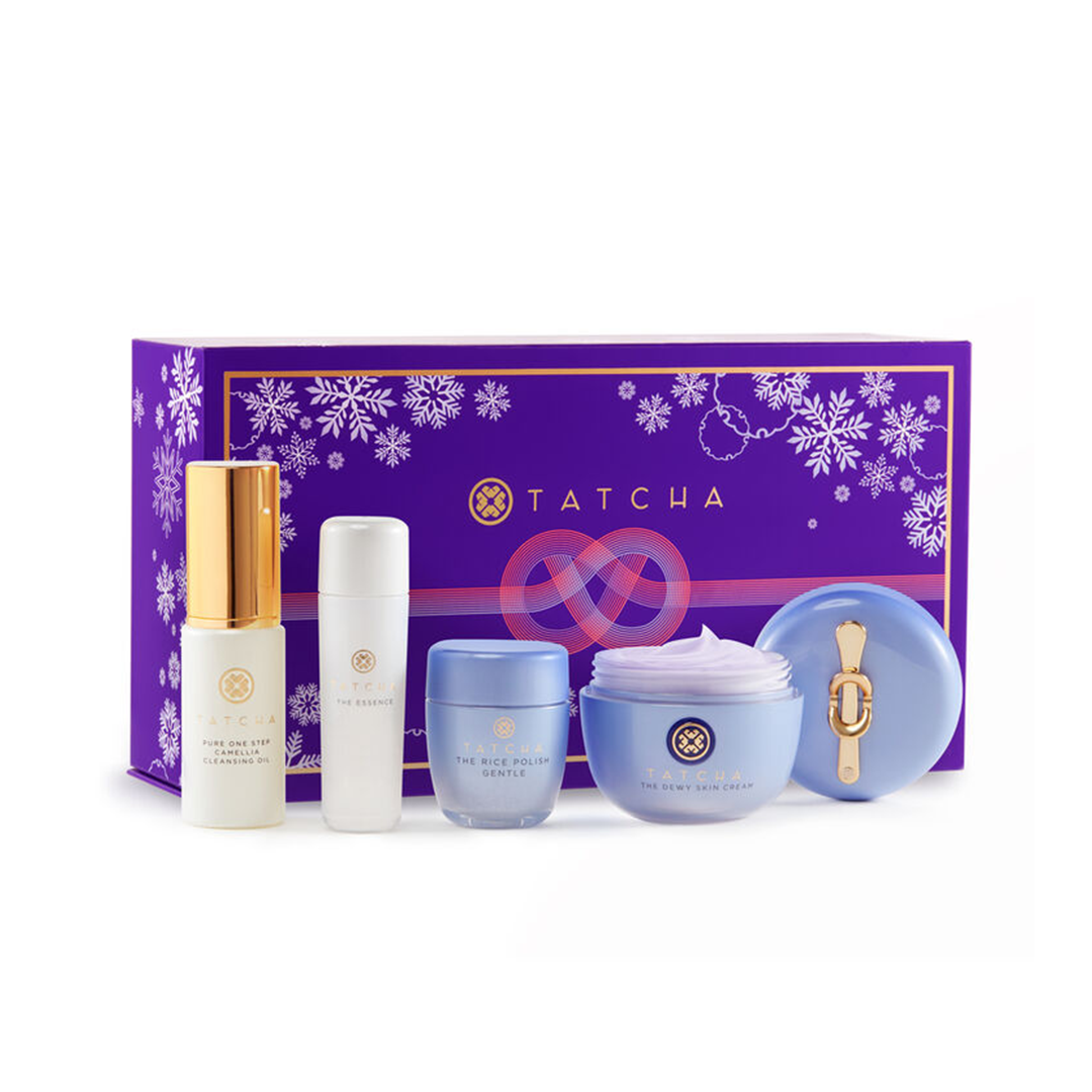 Tatcha Beauty Set