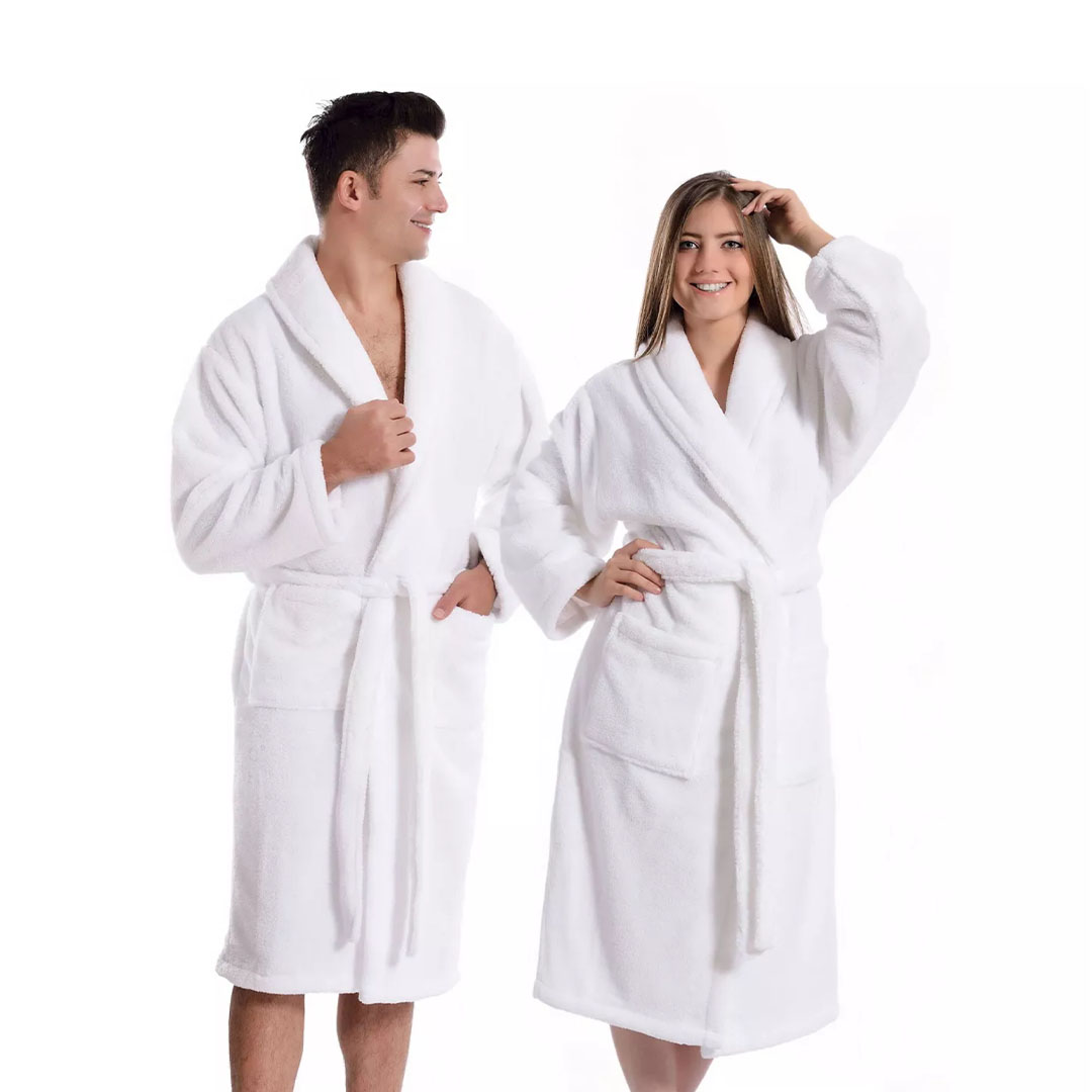 Gift Guide Ideas For Couples Bathrobe Set