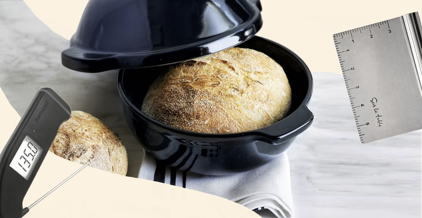 No Bread Machine? Here's What You Really Need to Get Baking