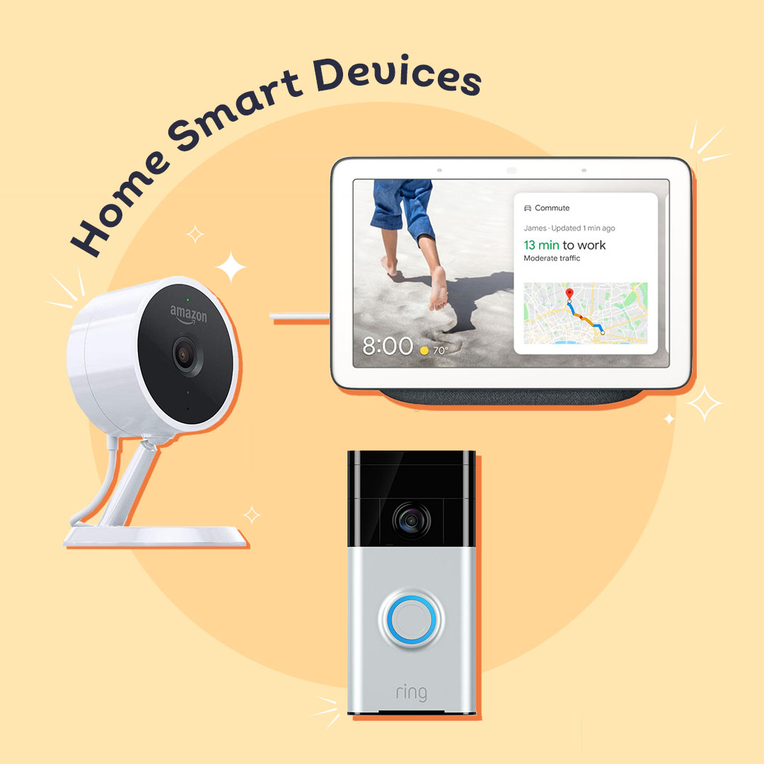 Cyber Monday Home Smart Devices