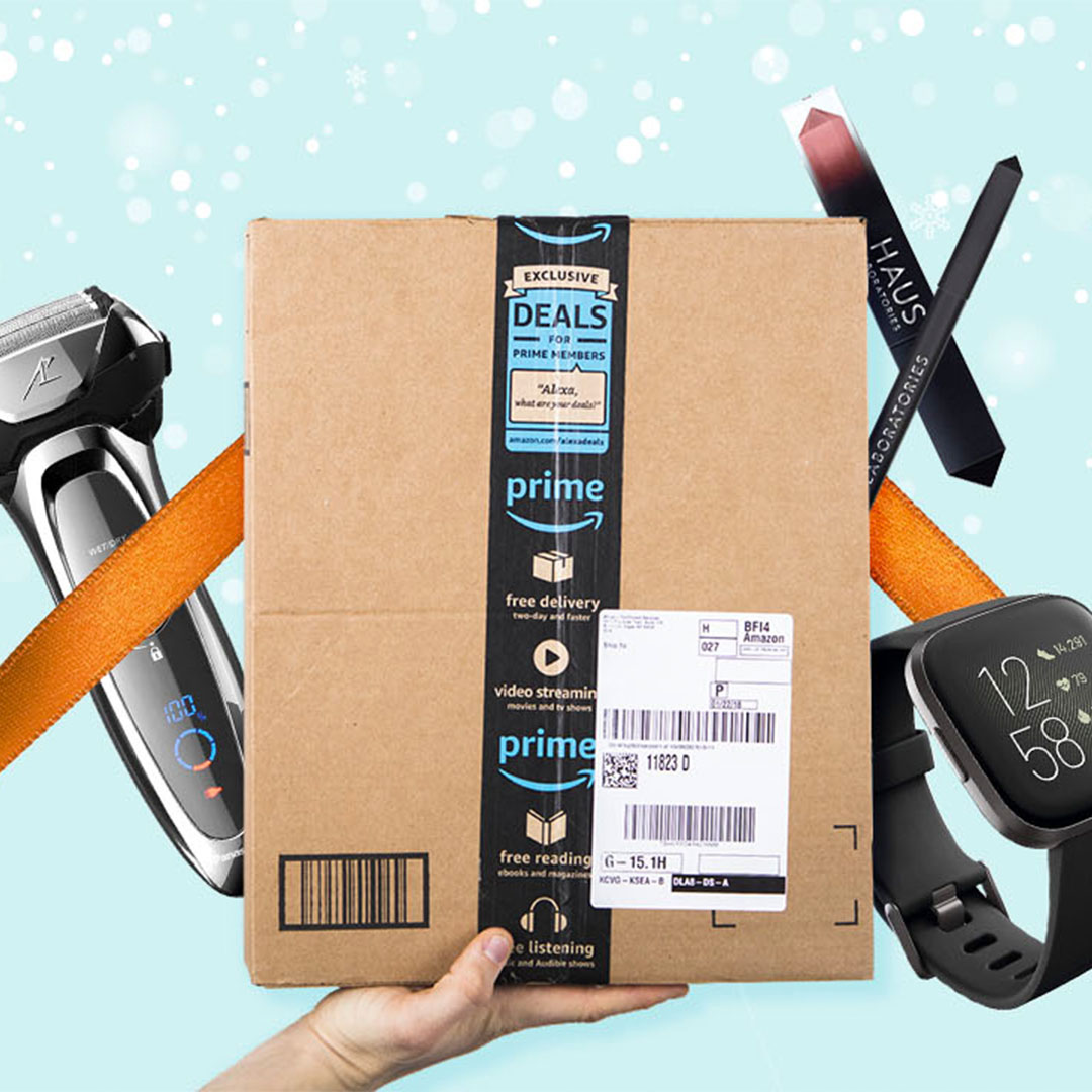 Best Holiday Gift Ideas From Amazon — Because, Prime