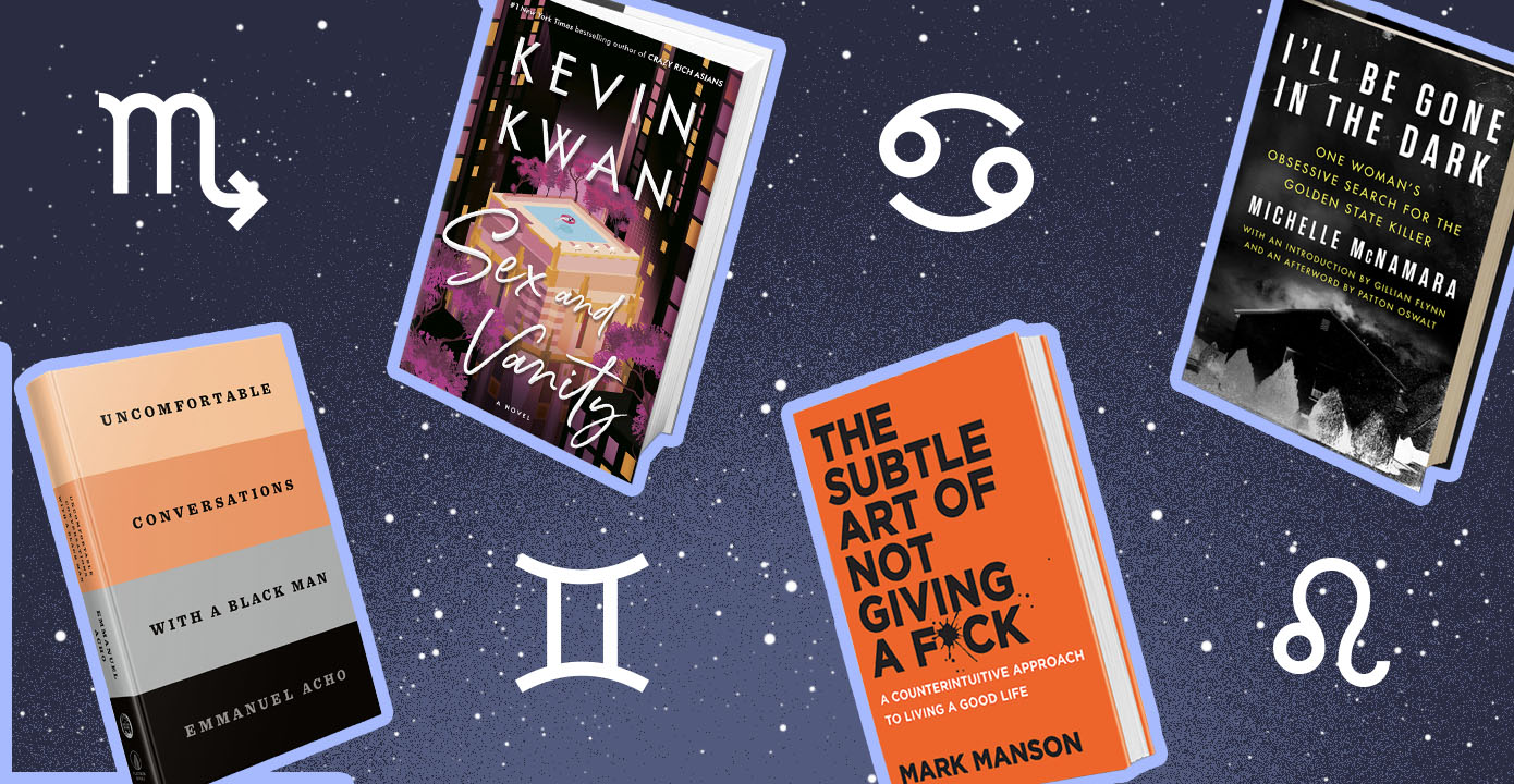 Books to Read, According to Your Astrological Sign