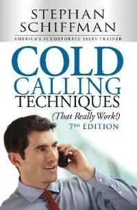 Book for cold calling blog post