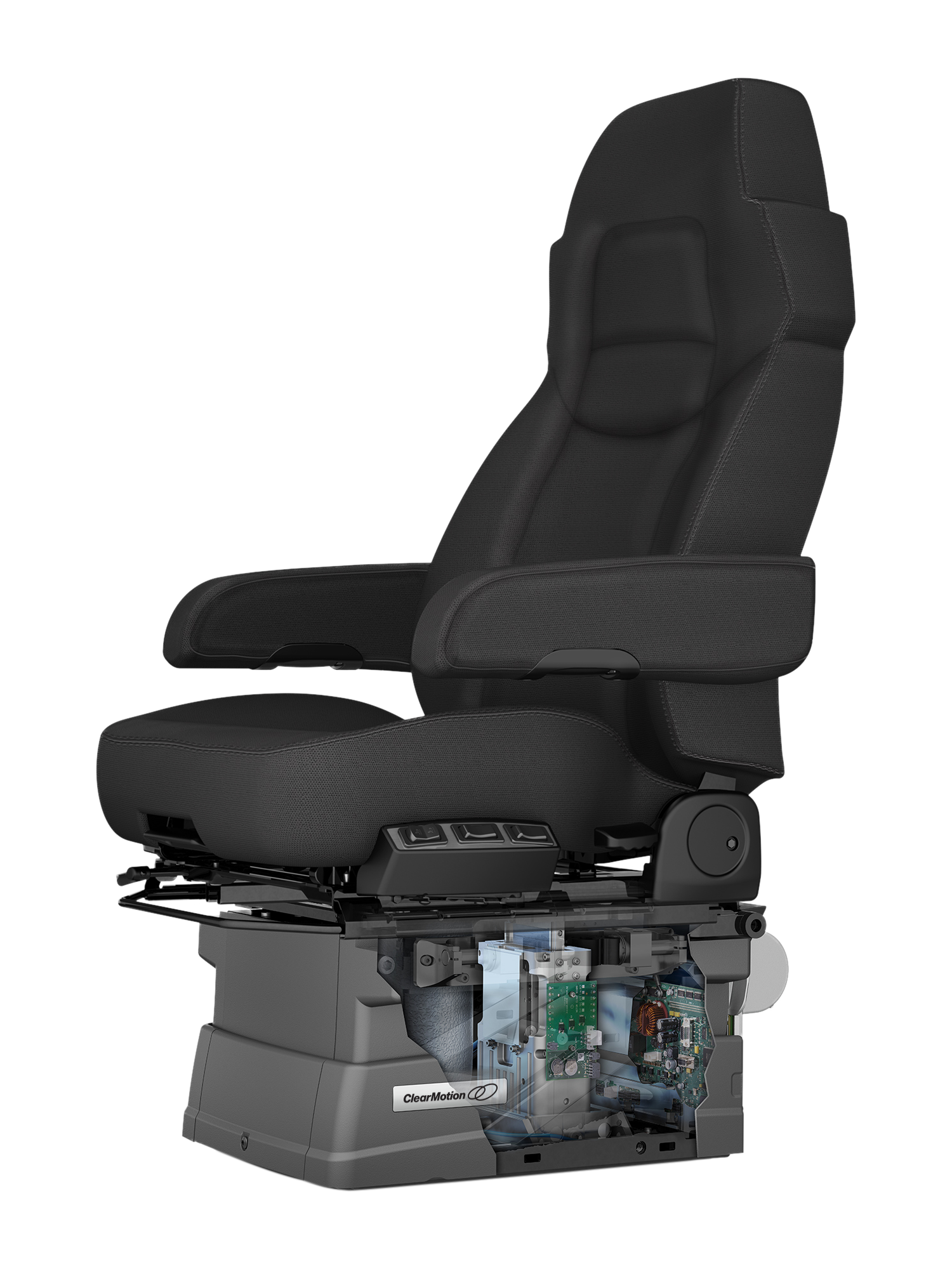 Active Suspension Seat