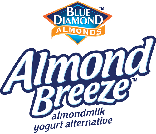 Almond Breeze Almondmilk logo