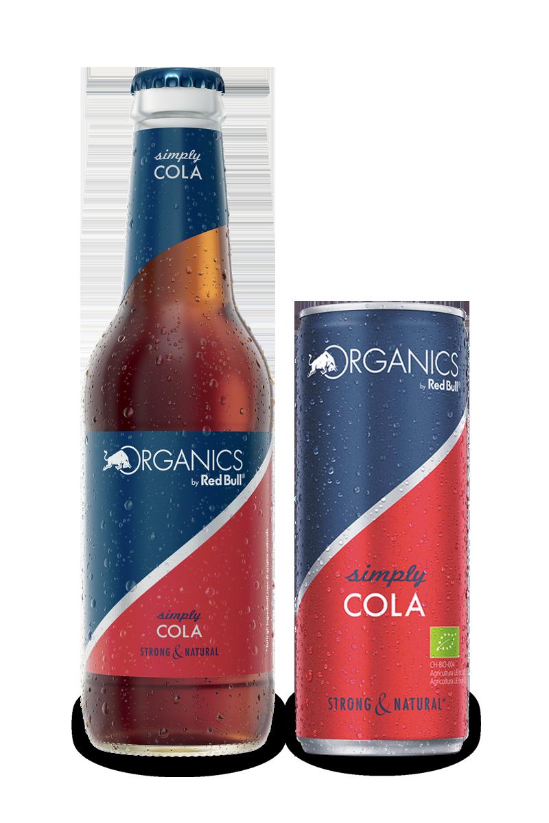 ORGANICS by RedBull Simply Cola