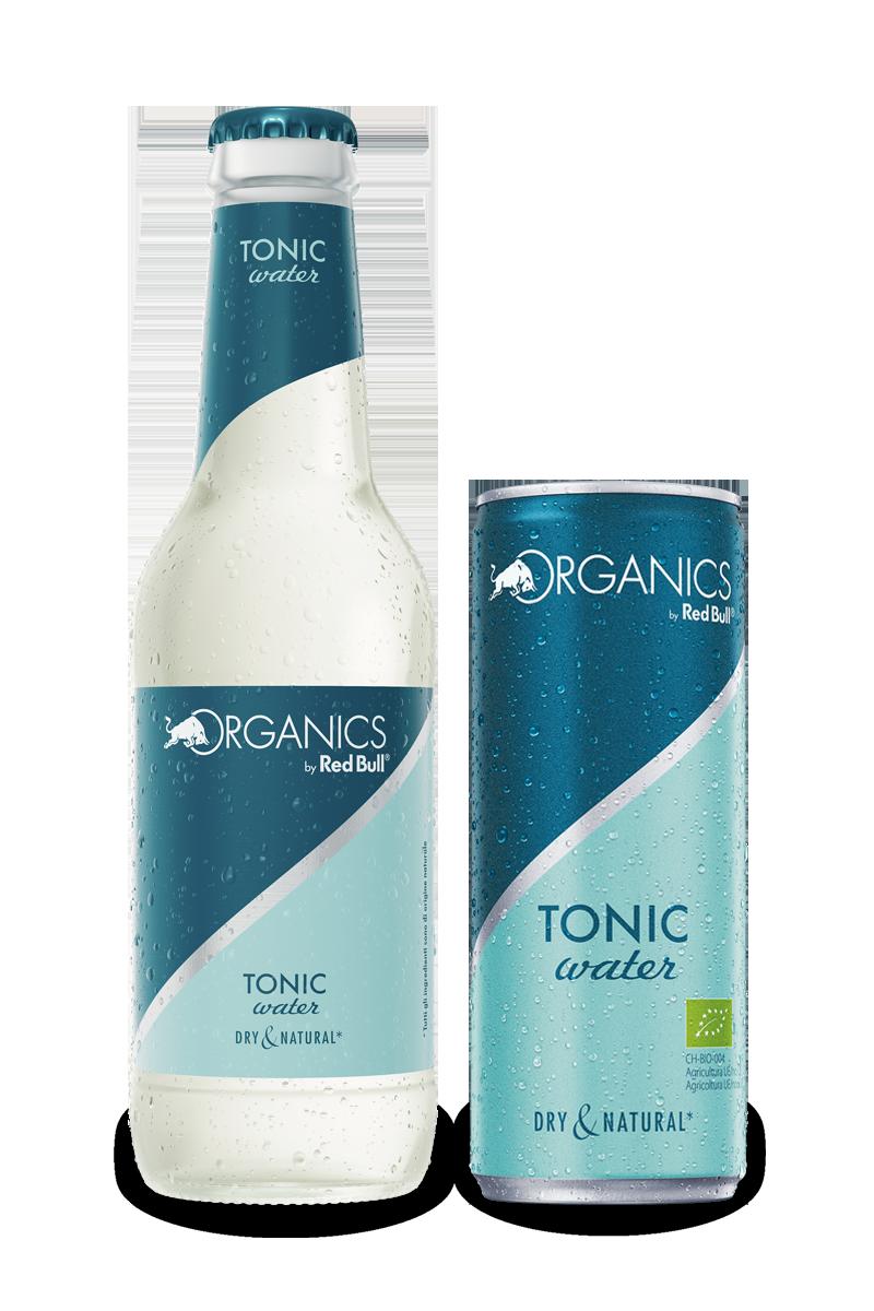 ORGANICS by RedBull Tonic Water
