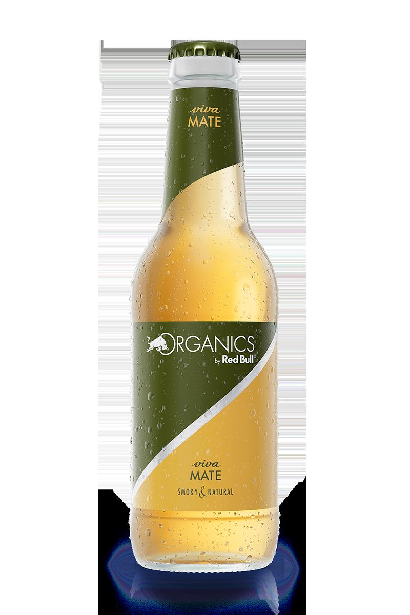 RedBull Organics Viva Mate Bottle
