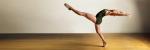 Woman dancing bale