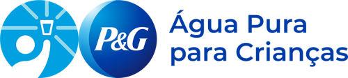 Logotipo da Água Pura para Crianças
