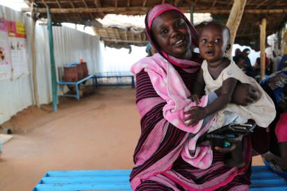 WFP Nutrition Center 01 Khartoum AbdulazizAlmomin