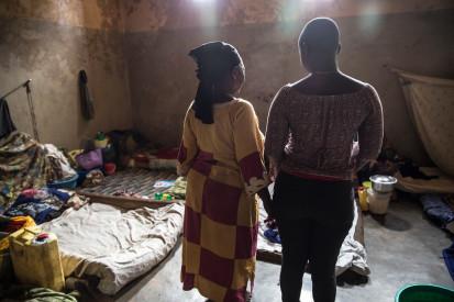EERC- Ebola Task Force sensitisation to prisoners - Butembo jail-114-XL