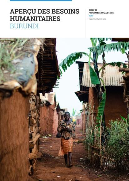 HNO 2020 © OCHA Burundi