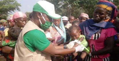 Un dépistage nutritionnel des enfants à Ouadda montre des résultats alarmants