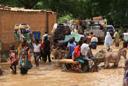 Floods in Agadez, Niger