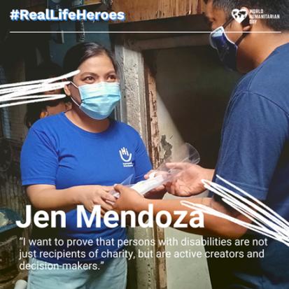 Jen Mendoza