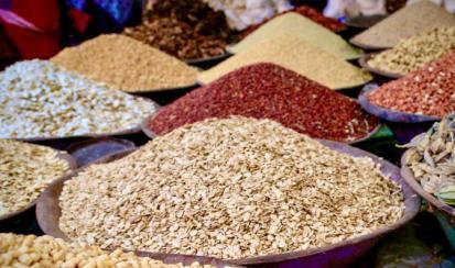 Local food market in El Obeid, North Kordofan, March 2021, Leni Kinzli - WFP