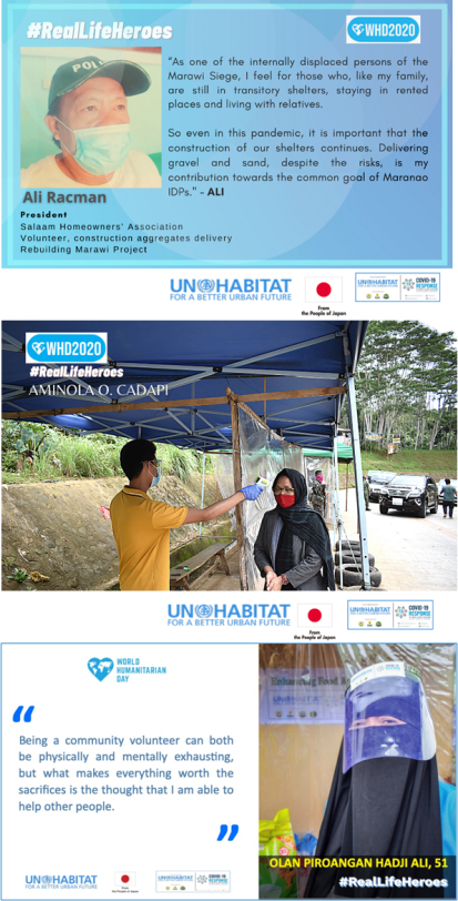 unhabitat profiles