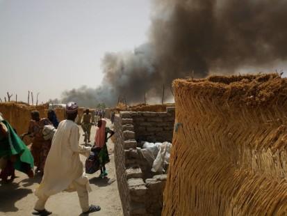 Ngala Nigeria Fire Outbreak