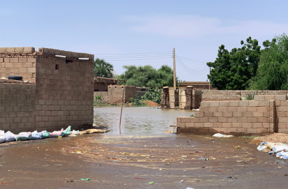 Flooded-neighbourhood-in-Khartoum Sept20 OCHA small