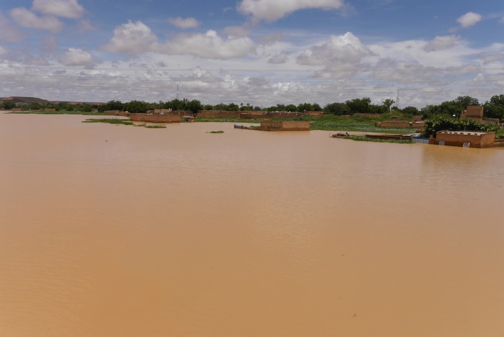 Niger flood 24 09 2020