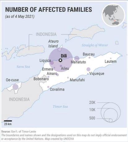 Timor Leste Floods
